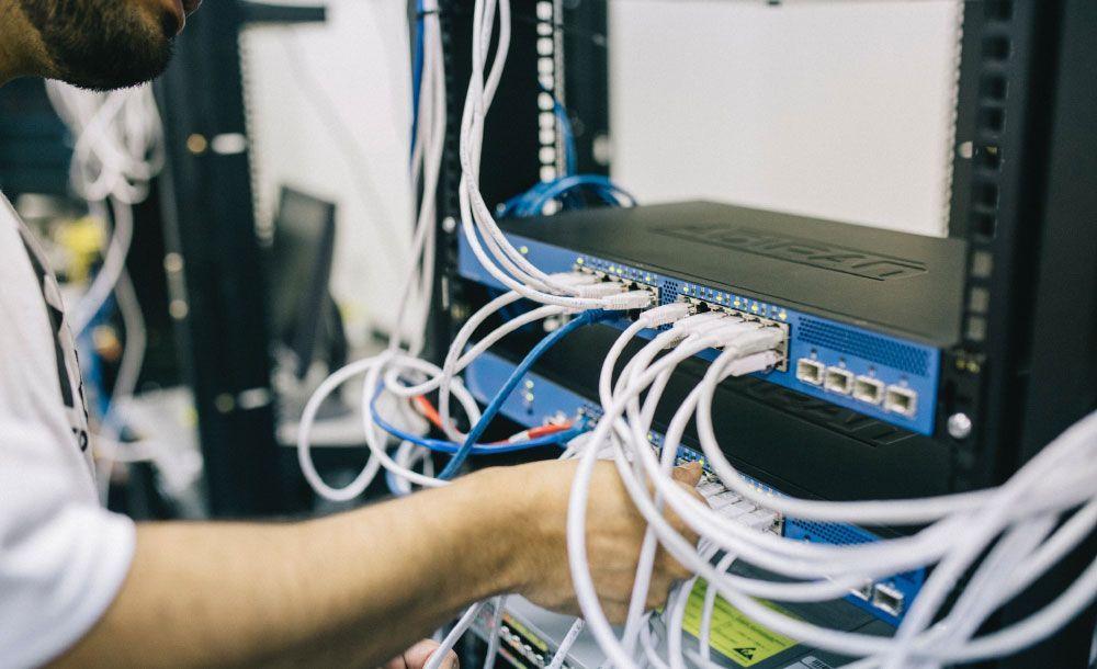 conexión redes