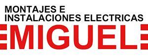 Instalaciones Eléctricas Miguel Logo
