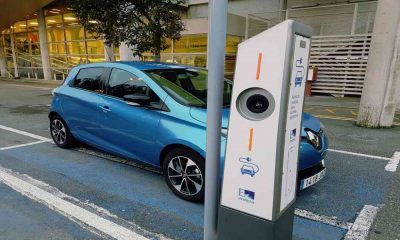 Instalar un punto de carga para coche eléctrico